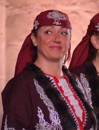 """⬆⬆ Руслана Аспарухова: Благодарна съм, че съм част от """"Мистерия на българските гласове"""" ⬆⬆"""