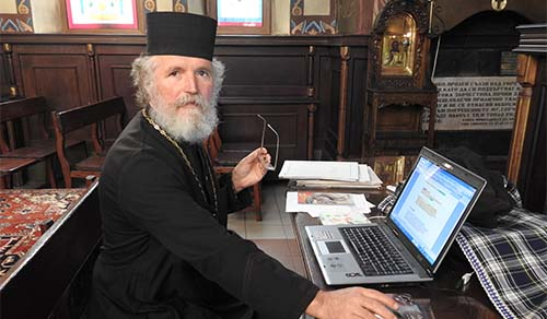 ⬆⬆ Фундаментално изследване върху историята на селищата в Източните Родопи подготвя проф. д-р Камен Гаренов – отец Петър ⬆⬆