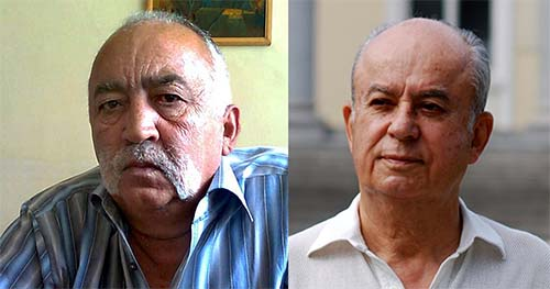 ⬆⬆ Поетът Фехим Хорозов и диригентът Петър Филипов стават почетни граждани на Кърджали през 2010 година ⬆⬆