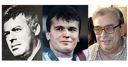 """⬆⬆ Поет, щангист и архитект получават званието """"Почетен гражданин на Кърджали"""" през 1984 година ⬆⬆"""