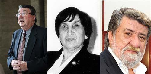 ⬆⬆ Трима творци, прославили Кърджали, стават почетни граждани през 1996 година ⬆⬆