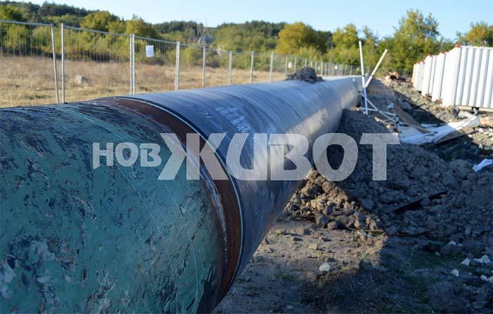 """⬆⬆ Новина на годината първо в """"Нов живот""""! Кърджали ще получи газ директно от газопровода Комотини – Стара Загора  ⬆⬆"""